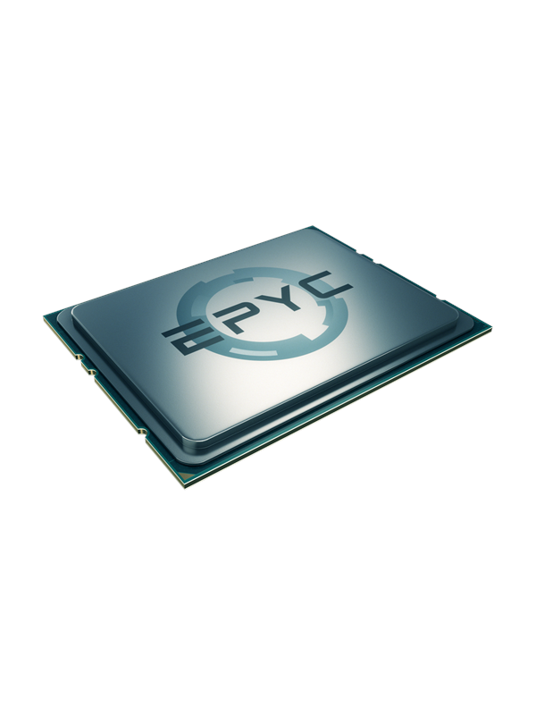 Image of   AMD EPYC 7451 CPU - 24 kerner 2.3 GHz - AMD SP3 - Bulk (ingen køler)