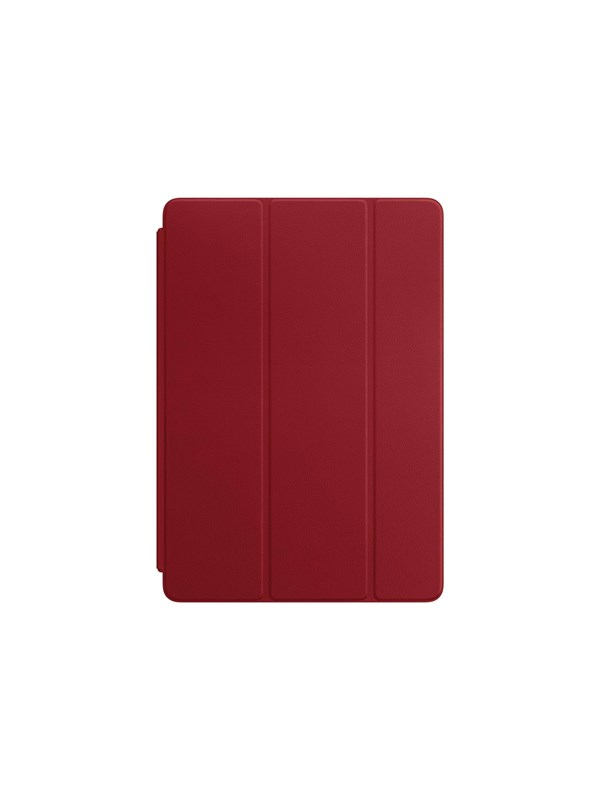 "Image of   Apple iPad Pro 10.5"" Leather Smart Cover - (PRODUCT)RED"