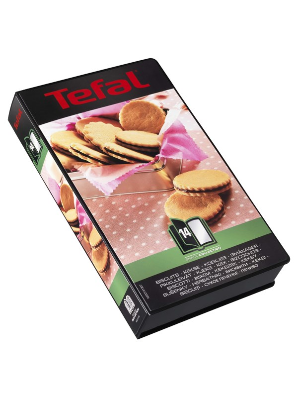 Tefal XA801412 Snack Collection - Box 14 Biscuits