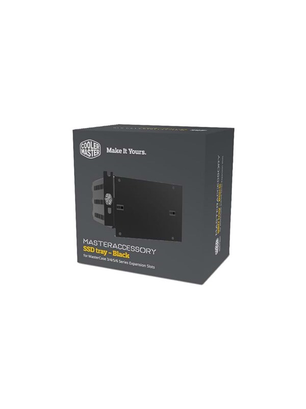 Image of   Cooler Master SSD Tray Black (1-BAY)