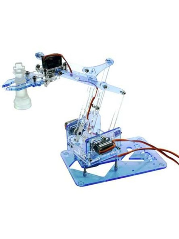 Image of   Mime Industries MeArm Robot Arm Maker Kit