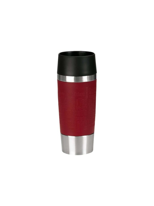 Image of   EMSA Thermal Travel Mug 0.36L - Red
