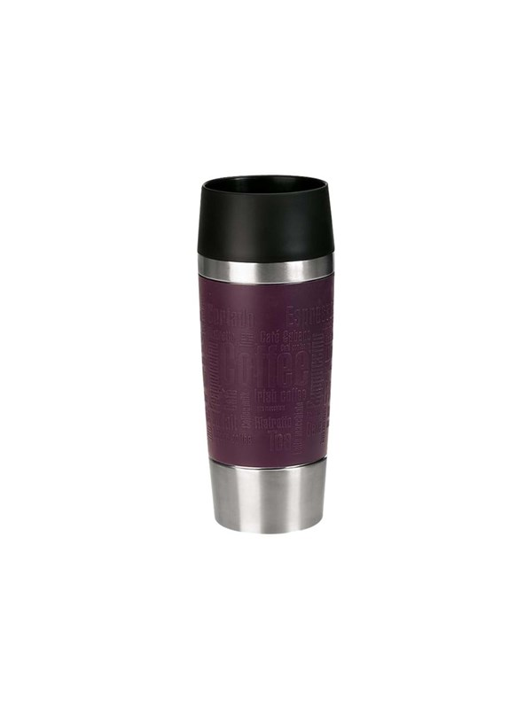 Image of   EMSA Thermal Travel Mug 0.36L - Purple