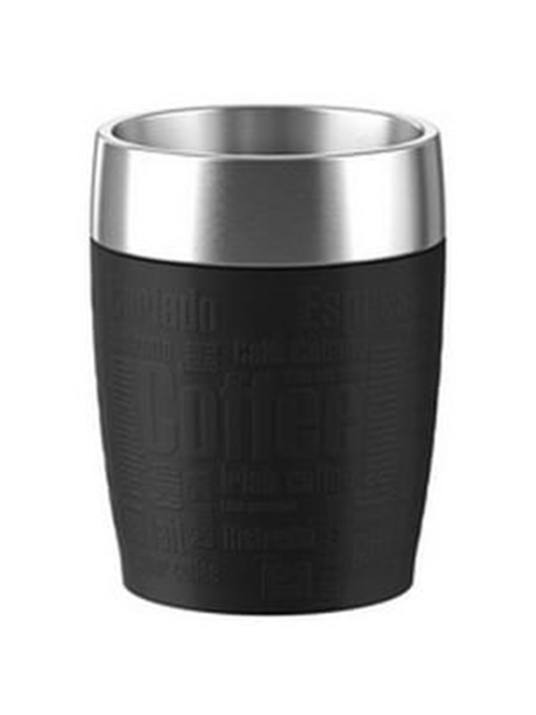 Image of   EMSA Thermal Travel Mug 0.2L - Black