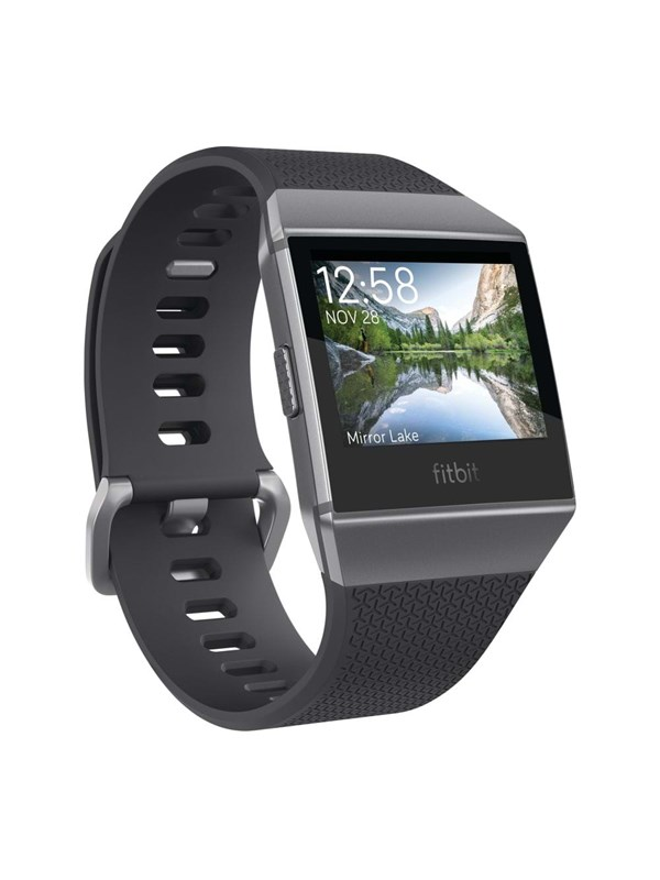 Image of   Fitbit Ionic - Charcoal/Smoke Gray