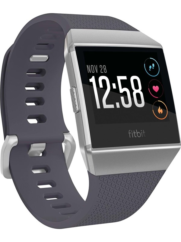 Image of   Fitbit Ionic - Blue Gray/Silver Gray