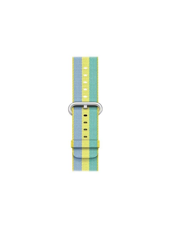Image of   Apple 42mm Woven Nylon Band - Pollen