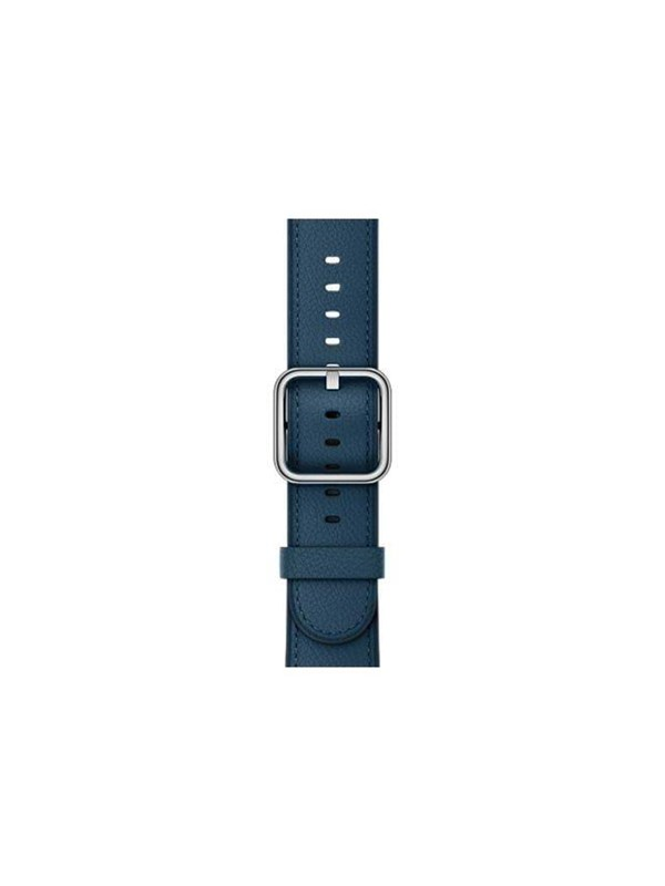 Image of   Apple 42mm Classic Buckle - Cosmos Blue