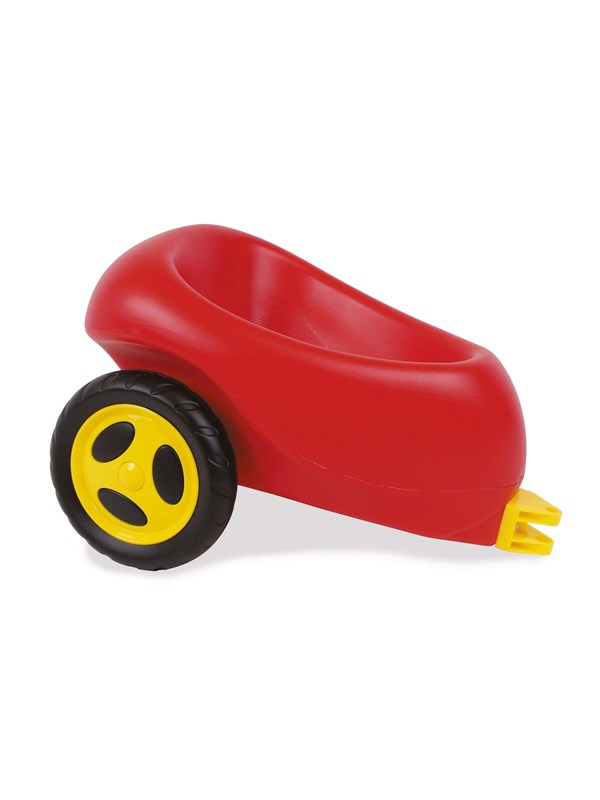 Image of   Dantoy TRAILER WITH PLASTIC WHEELS