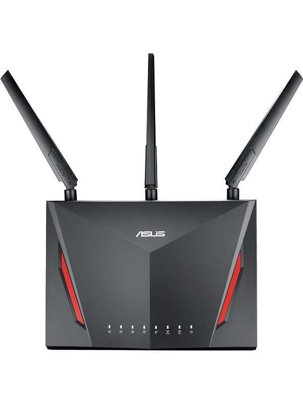 Image of   ASUS RT-AC86U - Trådløs router AC Standard - 802.11ac