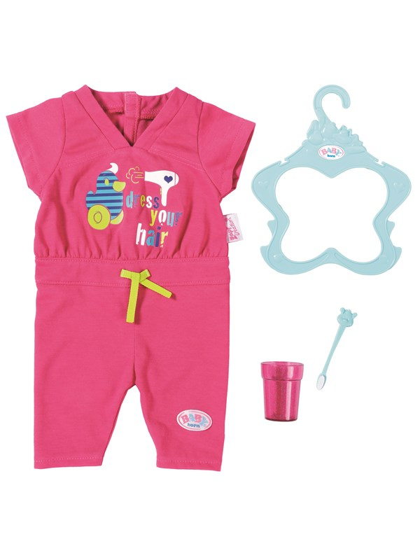 Image of   Baby Born Deluxe Bathtime Set