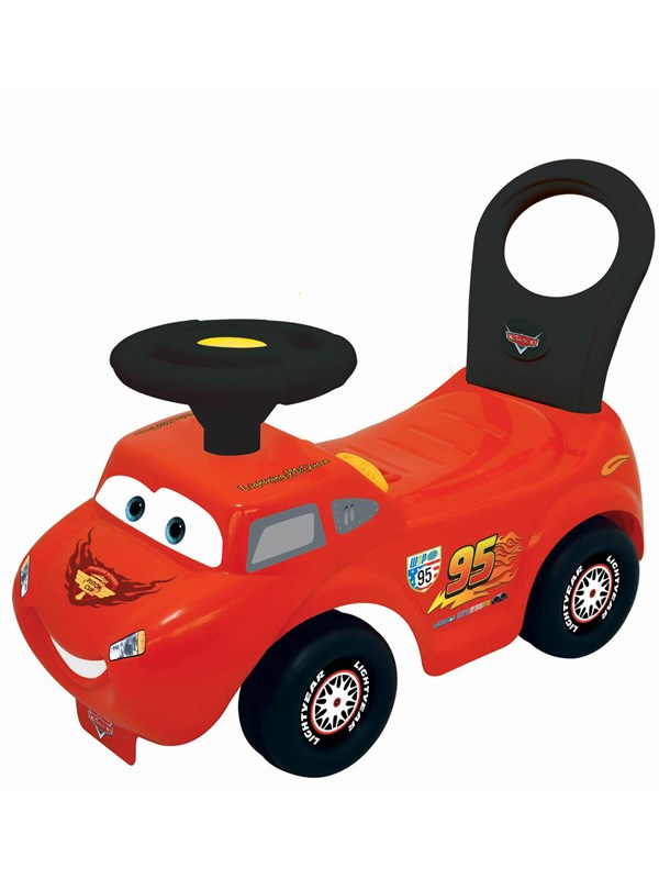 Image of   Kiddieland Cars McQueen Activity Ride One