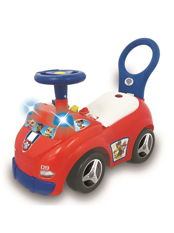 Image of   Kiddieland Paw Patrol Rescue Team Activity Ride On