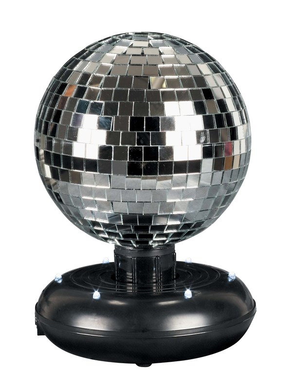 "Image of   MU Mu 6"" LED Mirror Disco Ball"