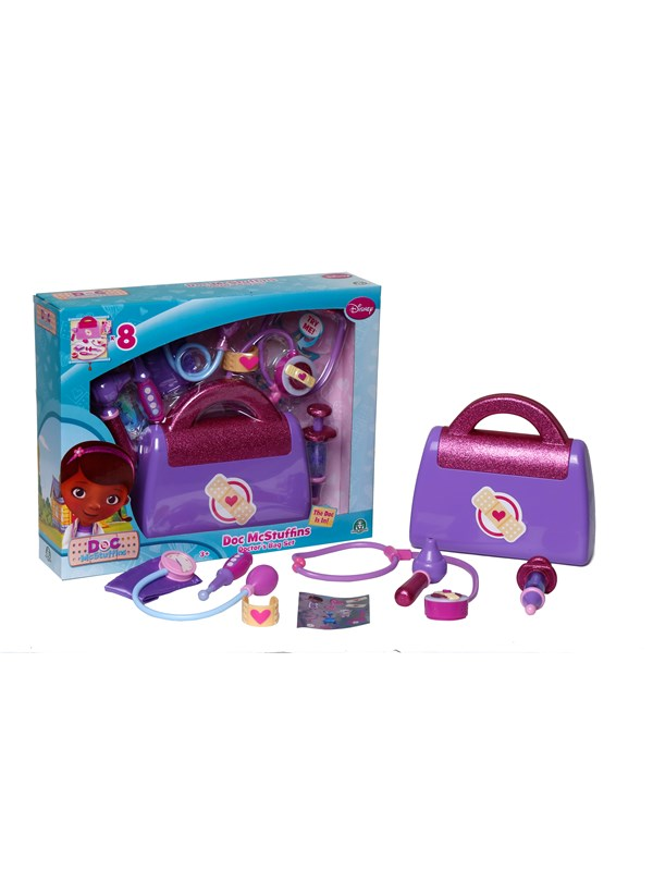 Image of   Doctor McStuffins McStuffin Docter Bag w/Glitter