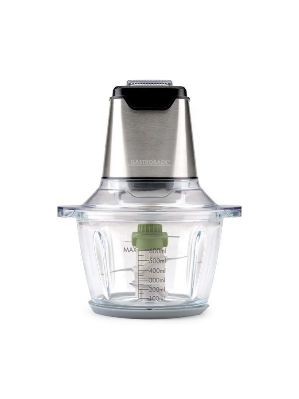 Image of   Gastroback Køkkenmaskine Design Mini Chopper Plus