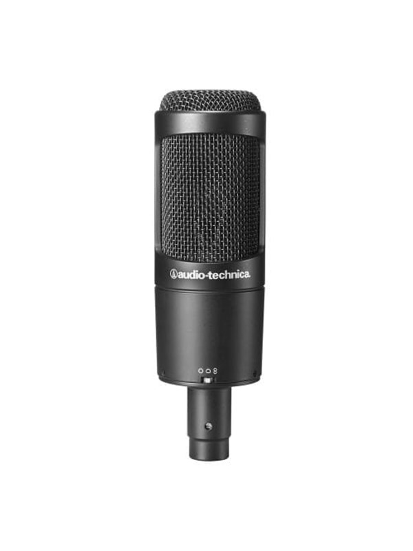 Image of   Audio-Technica AT2050 Large Multi Pattern Cond Microphone