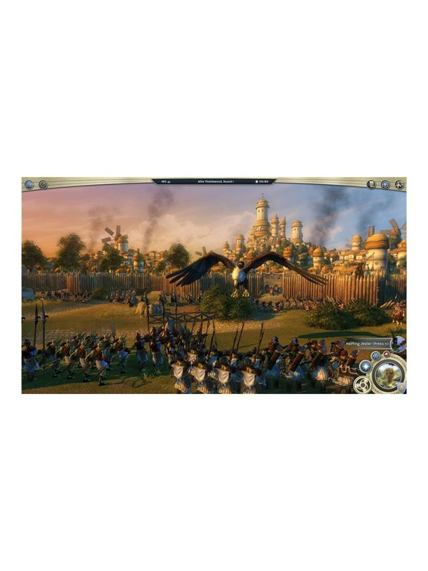 Image of   Age of Wonders III Golden Realms Expansion - Mac - Strategi