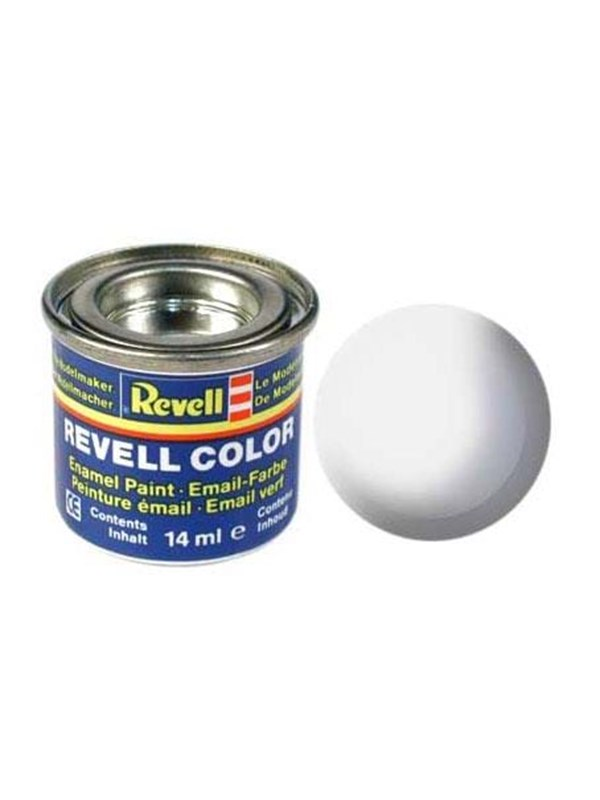 Image of   Revell enamel paint # 04-White Shiny