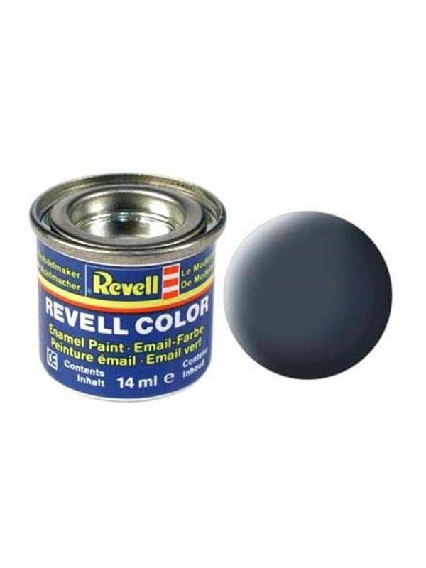 Image of   Revell enamel paint # 09-anthracite Matt