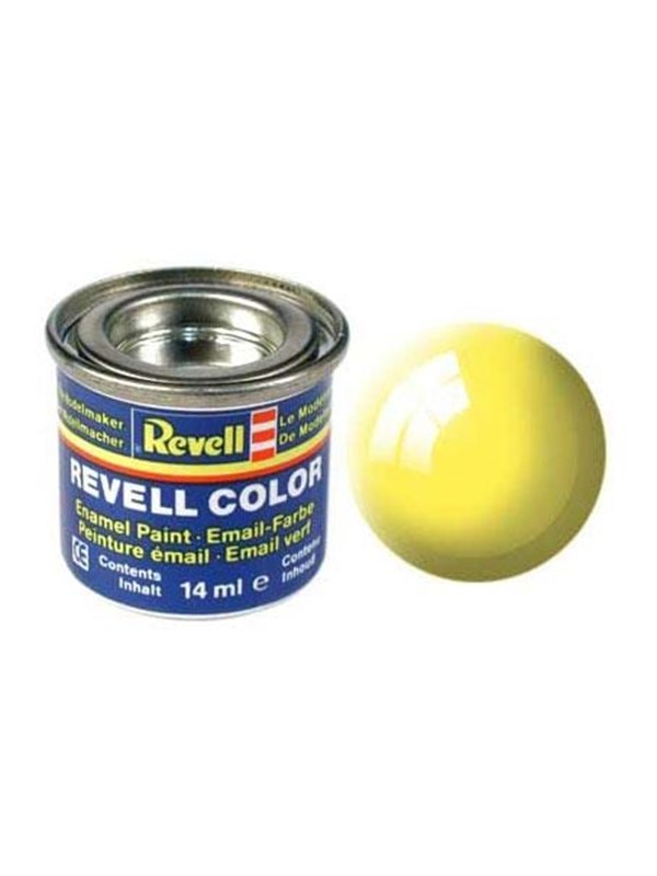 Image of   Revell enamel paint # 12-yellow Shiny