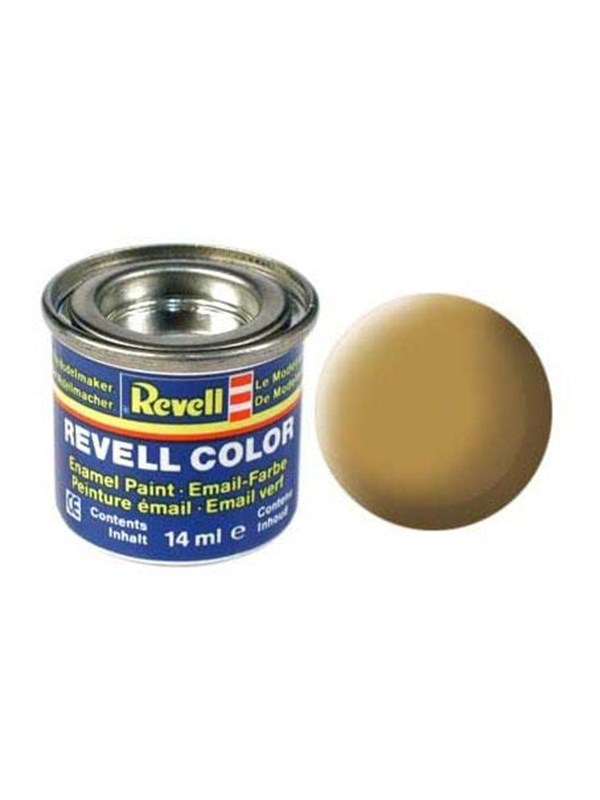 Image of   Revell enamel paint # 16-sand color matte