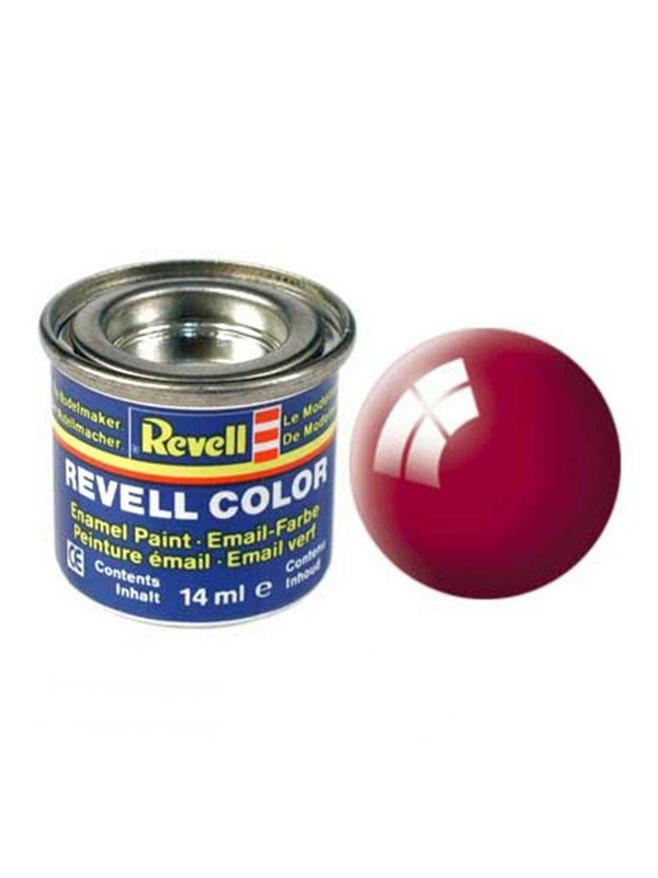 Image of   Revell enamel paint # 34-Ferrari red shiny