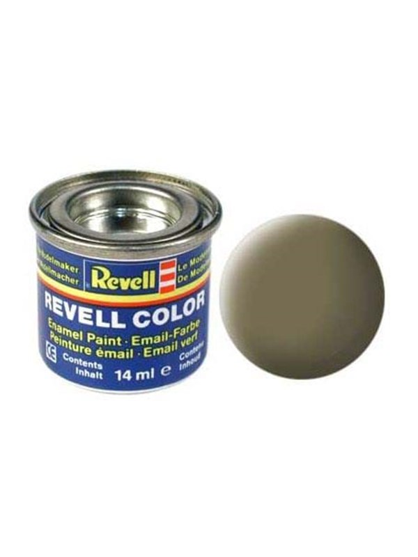Image of   Revell enamel paint # 39-dark green Matt