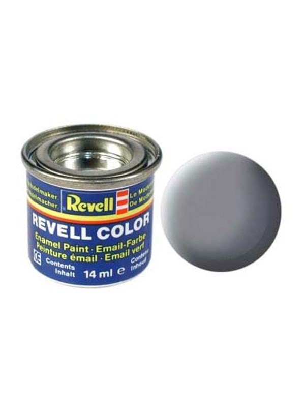 Image of   Revell enamel paint # 47-dust grey Mat