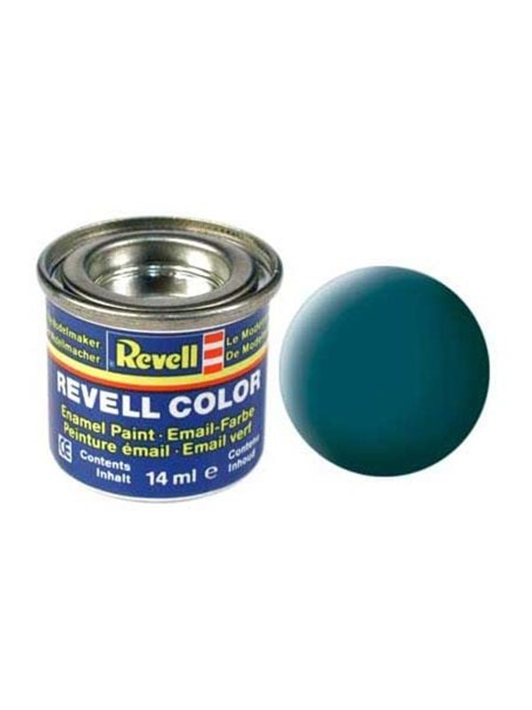 Image of   Revell enamel paint # 48-sea green Matt