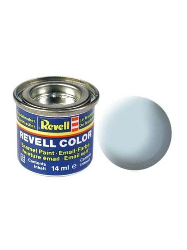 Image of   Revell enamel paint # 49-light blue matte