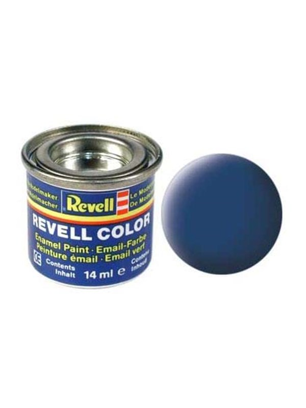 Image of   Revell enamel paint # 56-blue matte