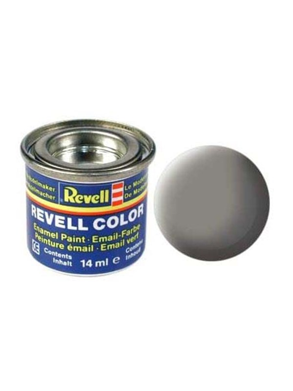 Image of   Revell enamel paint # 75-stone gray Matt