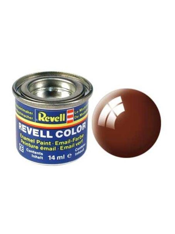 Image of   Revell enamel paint # 80-sandy loam Brown Shiny