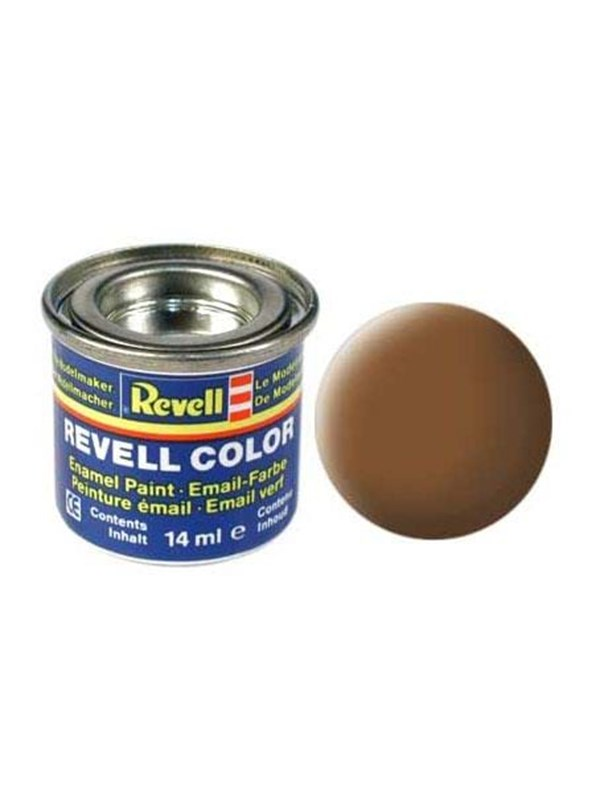 Image of   Revell enamel paint # 82-dark nature color matte