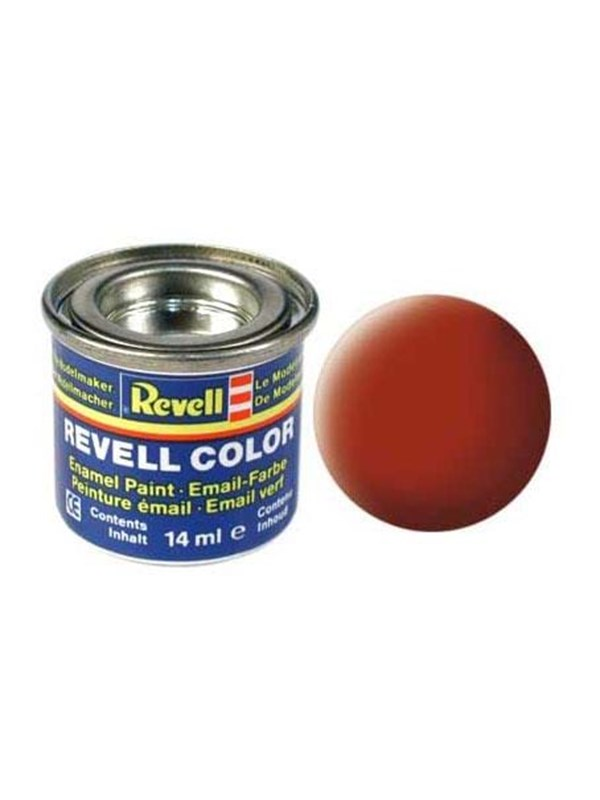 Image of   Revell enamel paint # 83-rust Mat