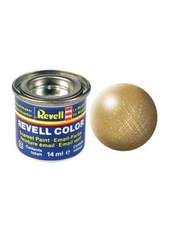 Image of   Revell enamel paint # 94-gold Metallic