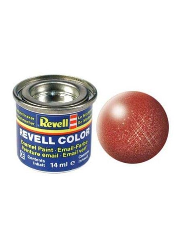 Image of   Revell enamel paint # 95-bronze Metallic