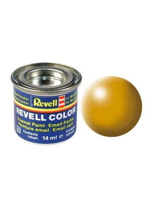 Image of   Revell enamel paint # 310-yellow silk Matt