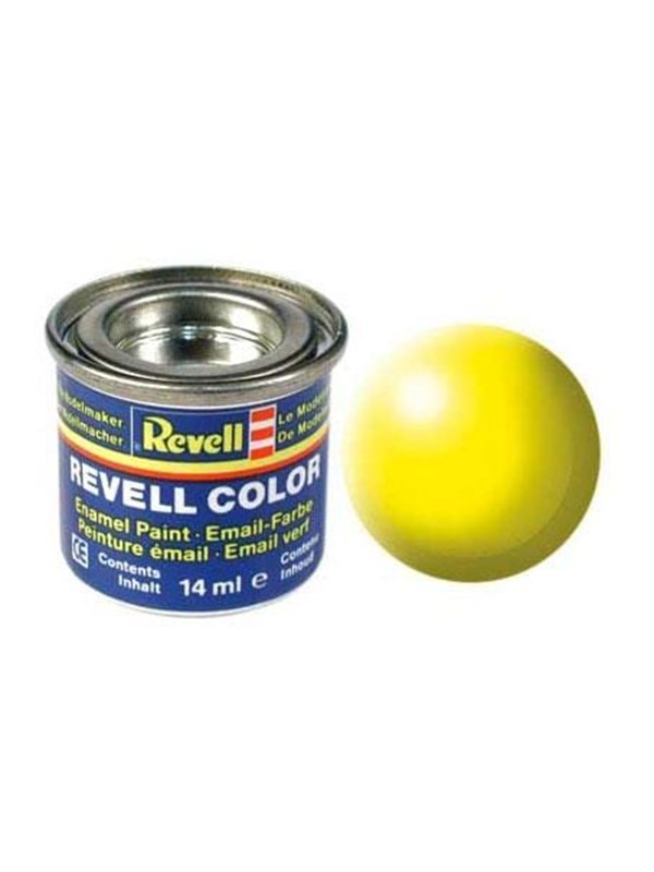 Image of   Revell enamel paint # 312-Yellow silk Matt