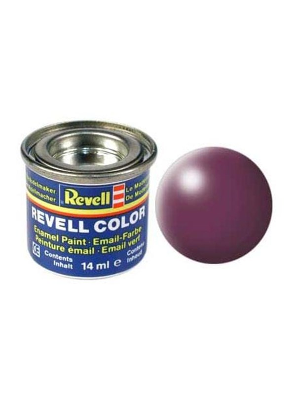 Image of   Revell enamel paint # 331-purple silk Matt