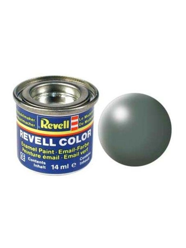 Image of   Revell enamel paint # 360-Varengroen silk Matt
