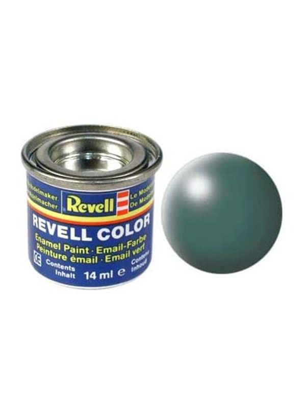 Image of   Revell enamel paint # 364-Foliage Green silk Matt
