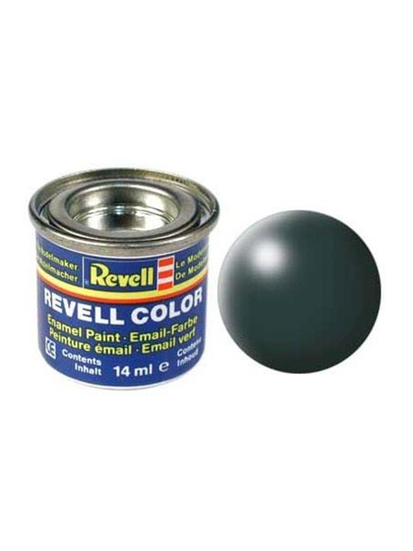 Image of   Revell enamel paint # 365-Patina green silk Matt