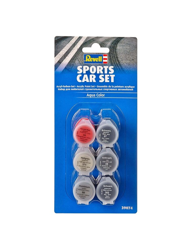 Image of   Revell Color Set Sports