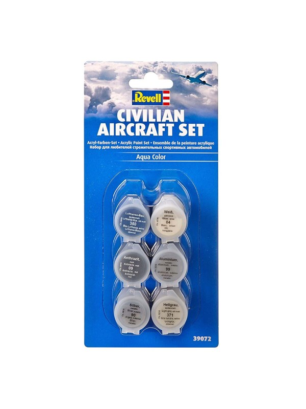 Image of   Revell Color set Aircraft