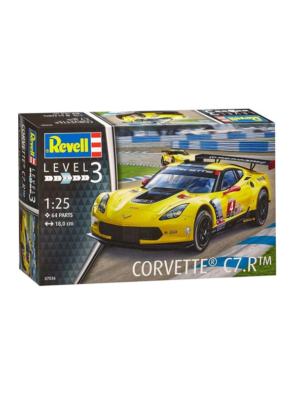 Image of   Revell Corvette C7.R