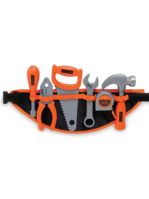 Image of   Smoby Tool Belt with 6 Tools