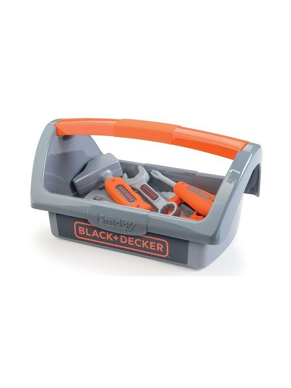 Image of   Smoby Black & Decker Toolbox