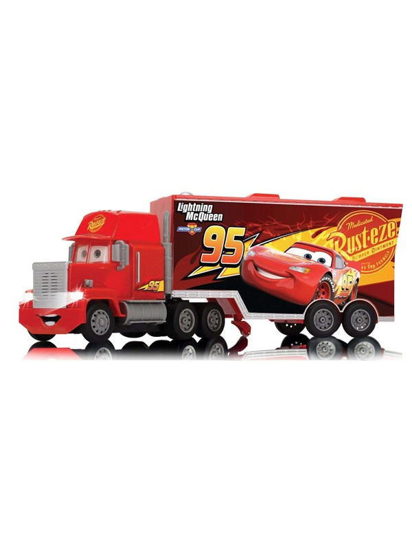 Image of   Dickie RC Cars 3 Turbo Mack Truck